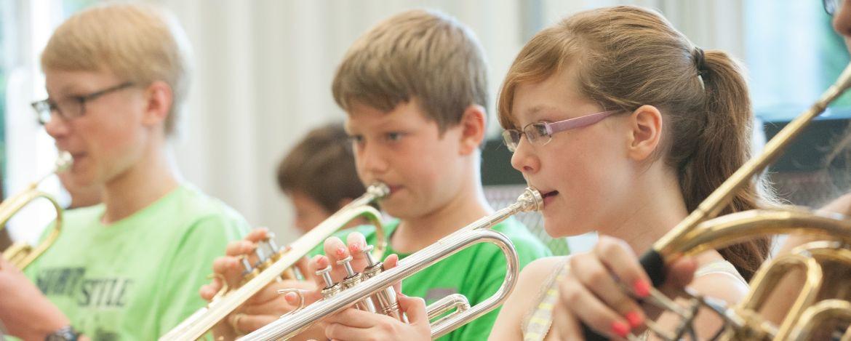 Chöre und Musikgruppen in der Jugendherberge