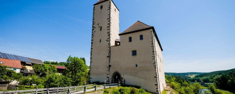 Eine spannende Zeitreise durch die Burg