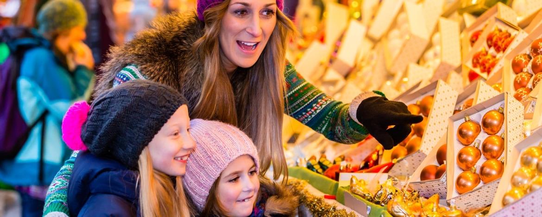 Weihnachtsmarkt in Schönberg