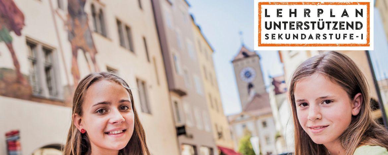 Auf eigene Faust durch mittelalterliche Straßen und Gassen in Regensburg