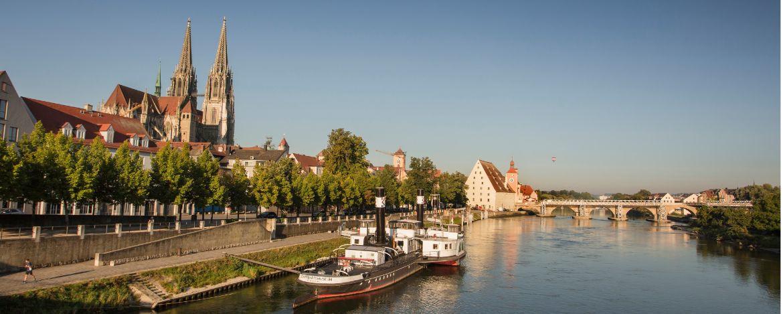 Geschichte lernen ohne Bücher in Regensburg