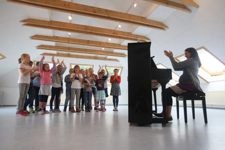 Musikprobenraum Jugendherberge Heide