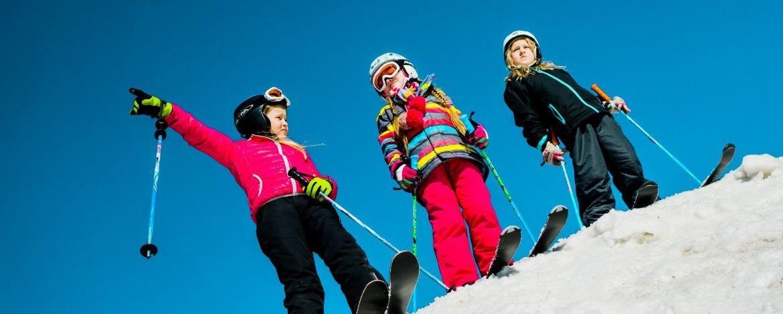 Skiurlaub für die Familie