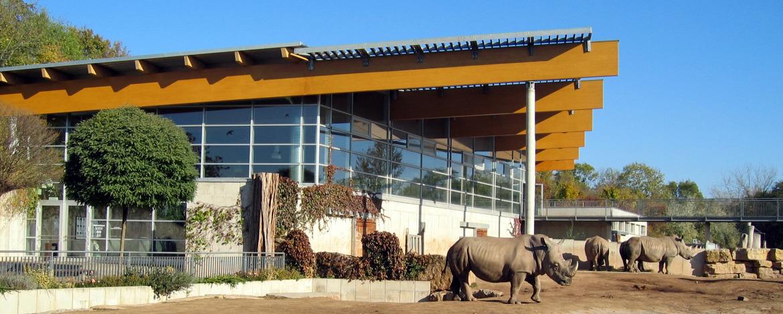 Der Zoopark in Erfurt