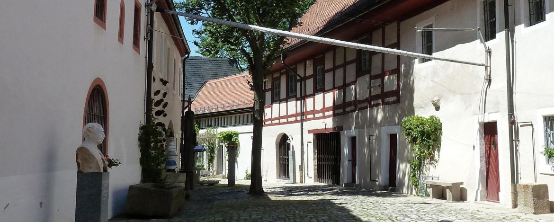 Das Fichtelgebirgsmuseum bei einer Handwerkervorführung und Museumsrallye erkunden
