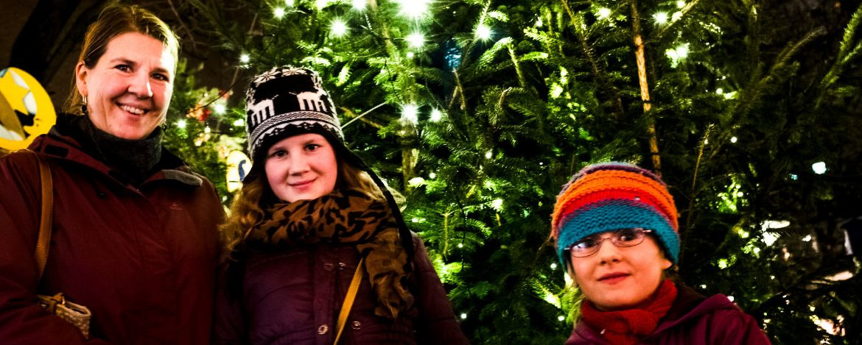 Workshop DIY Weihnachtsbaumschmuck in der Jugendherberge Wunsiedel