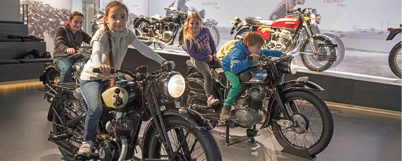 Deutsches Zweirad- und NSU-Museum Neckarsulm