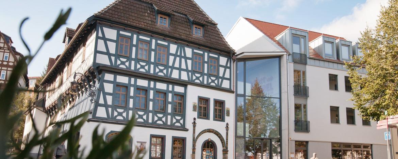 Familienurlaub Eisenach