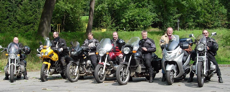 Motorradtour 2018
