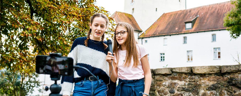 Ein interaktives, digitales Bildungsprojekt von Jugendlichen für Jugendliche