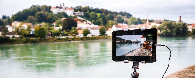 Produktion eigener Medienbeiträge in Passau