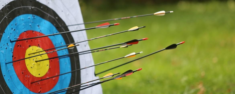 Bogenschießen als Erlebnispädagogik-Aktion