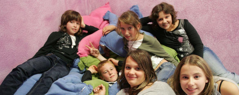 Deutsch-Tschechisches Ferienseminar für Kinder