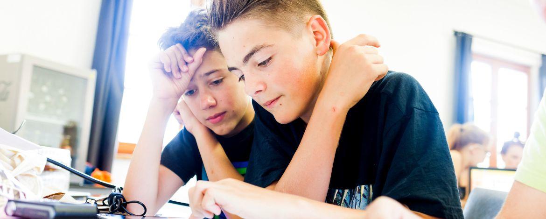 Medien-Fortbildung in der Jugendherberge