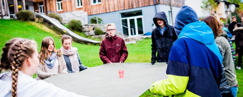 Klassenfahrt in der Natur in Bayern