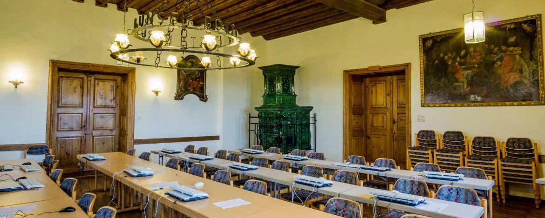 Klassenfahrt zum Thema Mittelalter