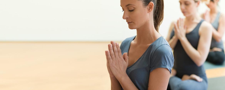 Yogakurs in der Jugendherberge Ratzeburg