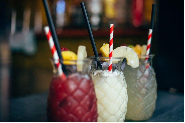 leckere Cocktails