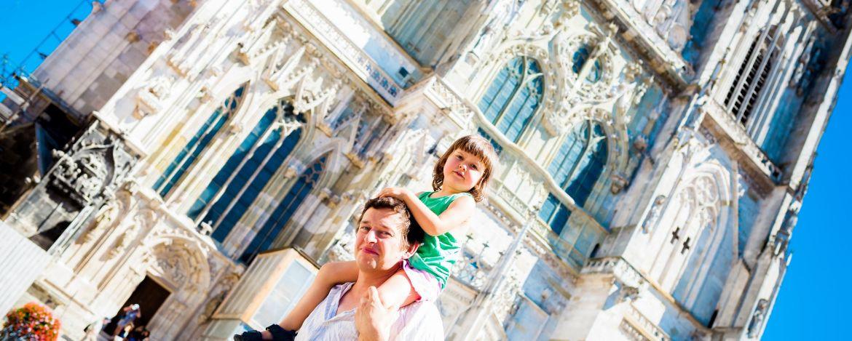 Das Weltkulturerbe mit der Familie entdecken
