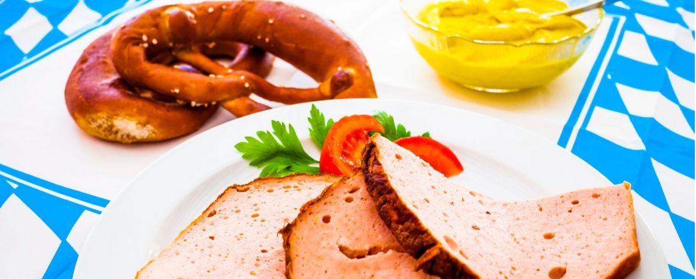 Leckeres bayrisches Frühstück
