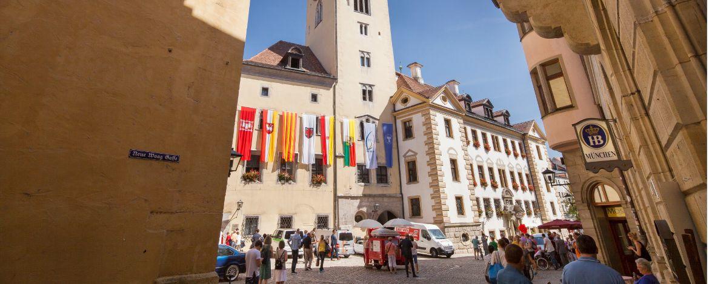 Europe meets in Regensburg