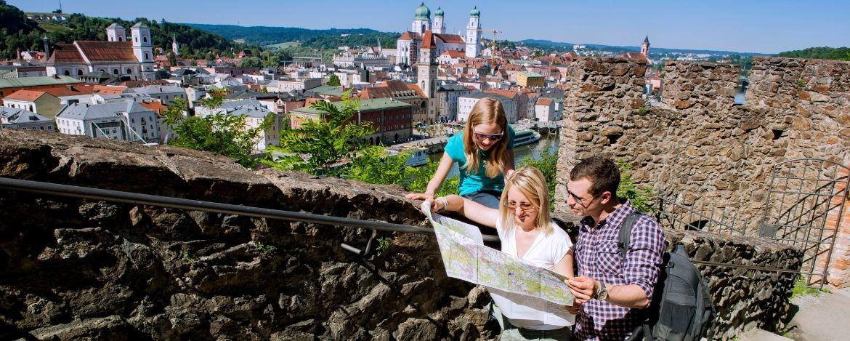 Mit der Familie Passau erkunden