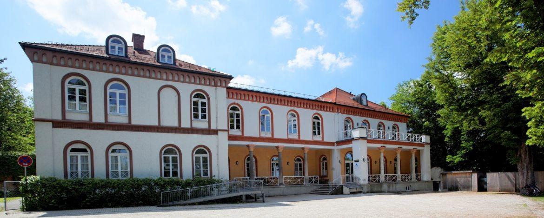 Aussenansicht Jugendherberge Landshut