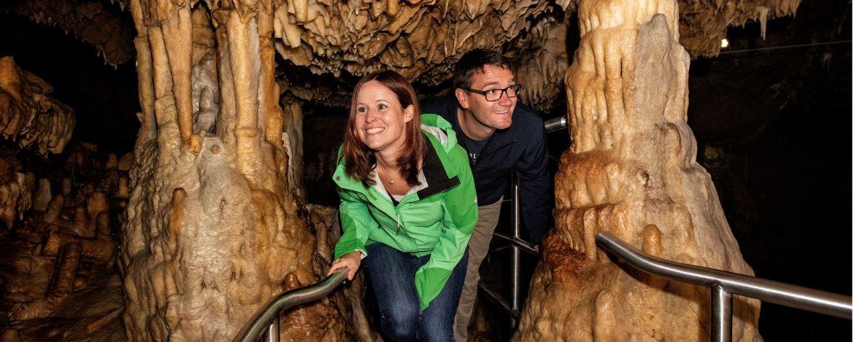 Spannende Entdeckungen in der Teufelshöhle Pottenstein