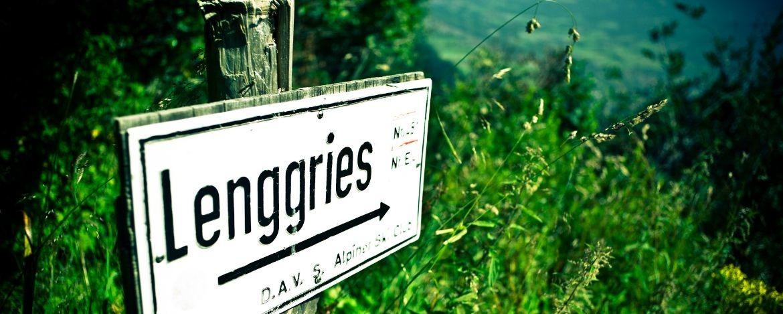 Idyllisches Lenggries