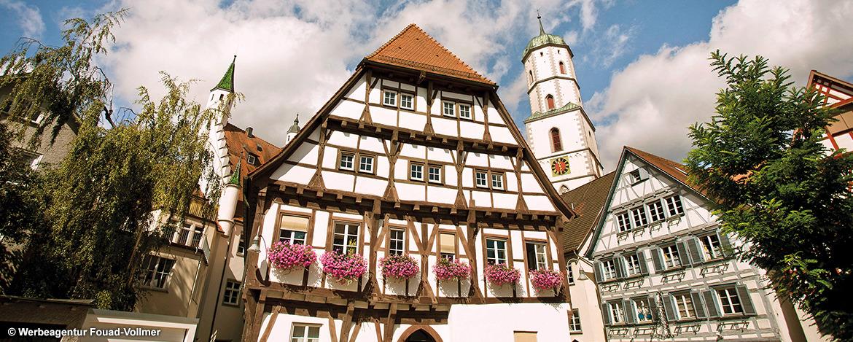 Altes Rathaus Biberach; © Werbeagentur Fouad-Vollmer