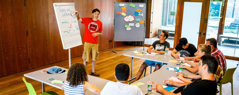 Seminar in der Jugendherberge