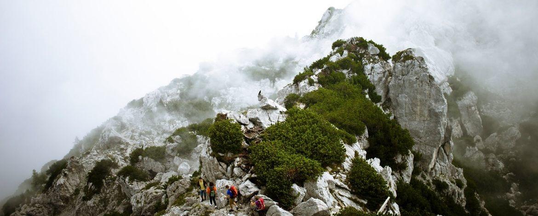 Hoch hinaus im Berchtesgadener Land