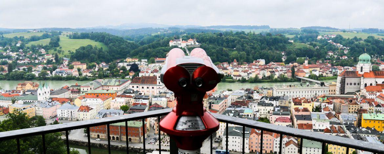 Dreiflüsse-Schifffahrt Passau