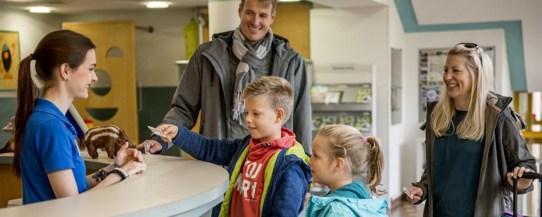 Familienurlaub Dreisbach