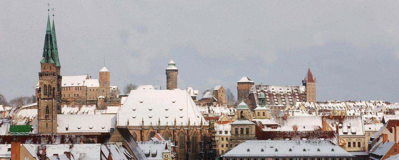 Winterliches Nürnberg