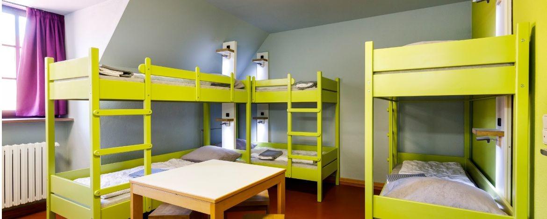 Moderne Zimmer zum Schnäppchenpreis