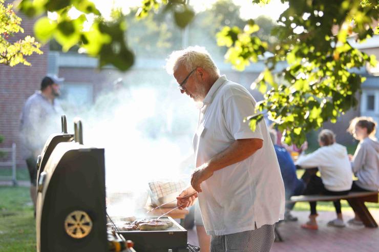 Inselrundfahrt mit dem US Schoolbus