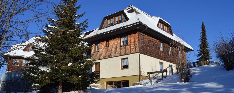 Familienurlaub Schluchsee-Wolfsgrund