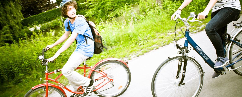 Erkundung des Altmühltals mit dem Fahrrad