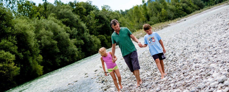 Gemeinsame Yoga-Stunde