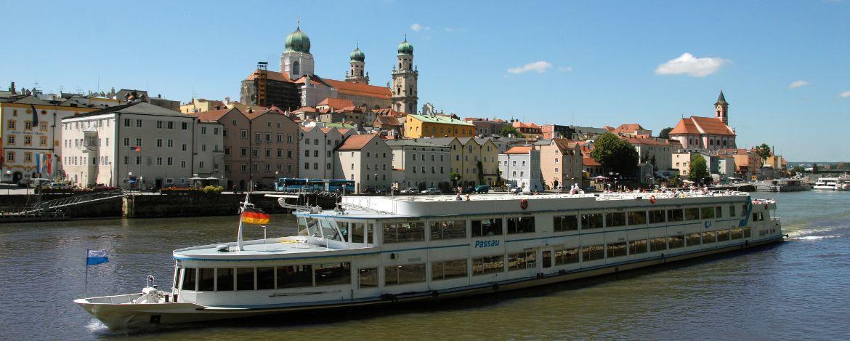 Dreiflüssefahrt Passau