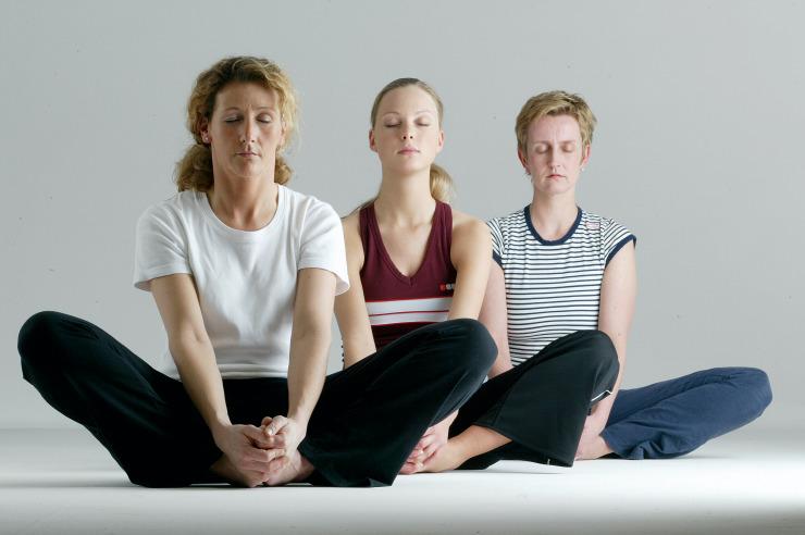 Meditation in der Jugendherberge Lauenburg Zündholzfabrik