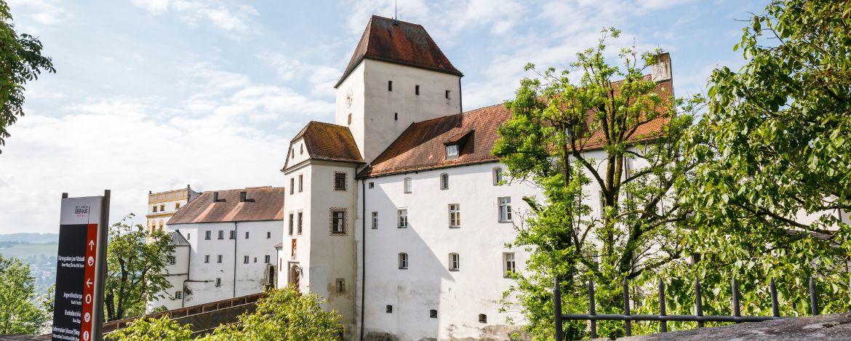 Kultur|Jugendherberge Passau - einfach toll gelegen