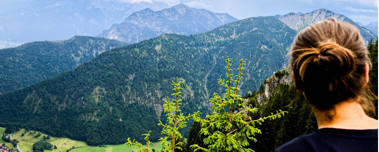 Idylle und Natur pur in den Alpen
