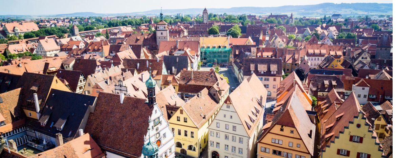 Mittelalter erleben in Rothenburg