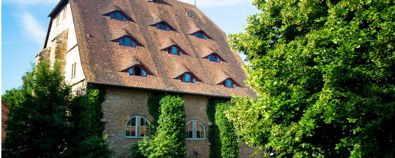 Familienurlaub in mittelalterlichen Ambiete