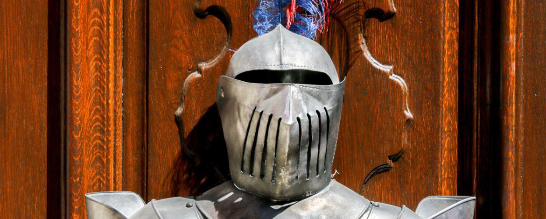 Ritter und Mittelalter mit der Familie erleben