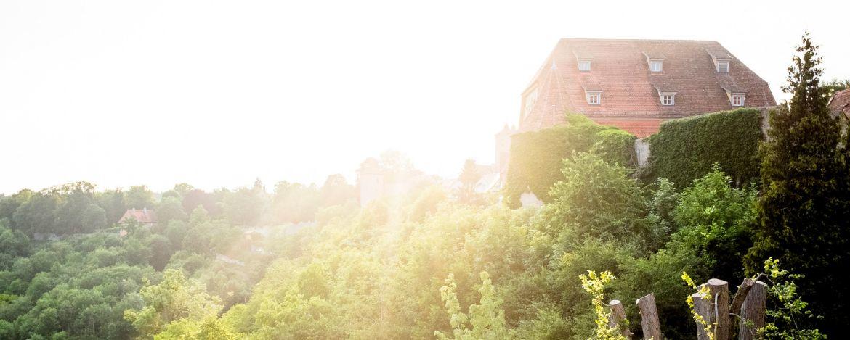 Romantisches Rothenburg ob der Tauber