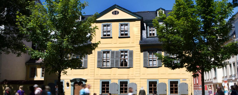 """Klassenfahrten Weimar - """"Am Pos. Garten"""""""