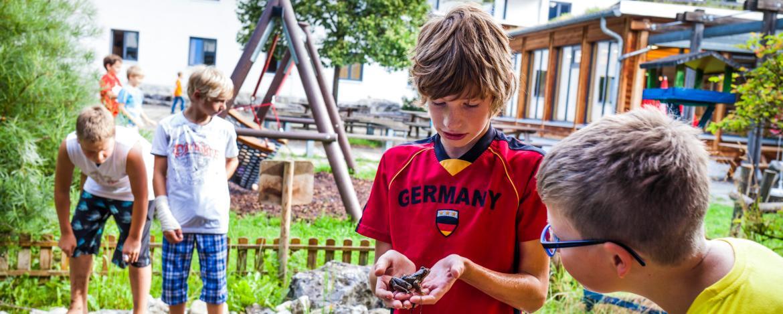 Günstiger Familienurlaub in Garmisch